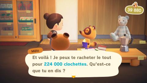 Animal Crossing New Horizons, devenez riche rapidement : l'astuce ultime de l'île à tarentules