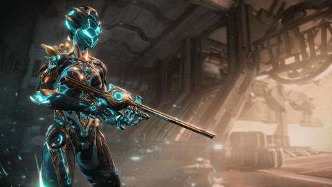 Warframe est confirmé sur PS5 et Xbox Series X