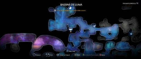Lumière Spirituelle : Bassins de Luma