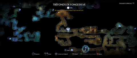 Minerai de Gorlek : Tréfonds de Fongesylve