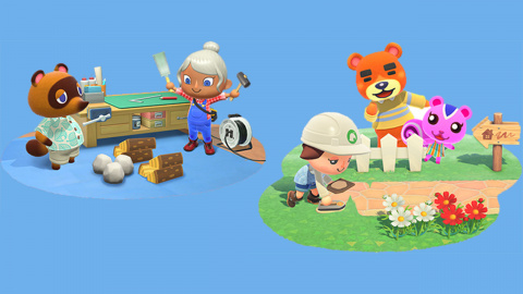 Animal Crossing : New Horizons, ou l'illusion de liberté