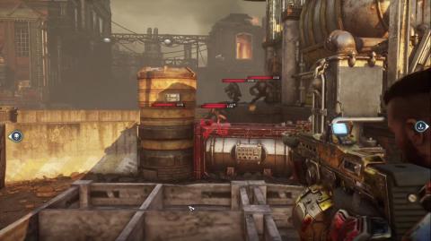 Gears Tactics : Réflexion et action pour une alliance explosive