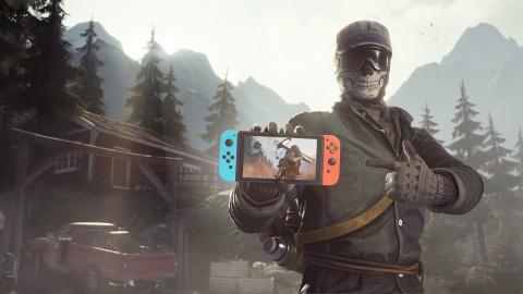 Vigor annonce sa version Nintendo Switch et le lancement d'une bêta fermée