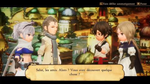 Bravely Default 2 : le retour du J-RPG à l'ancienne
