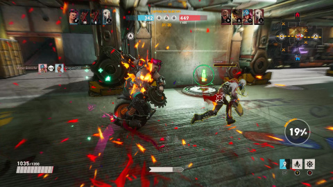 Bleeding Edge : Ninja Theory (Hellblade) nous sert un MOBA un peu trop simpliste