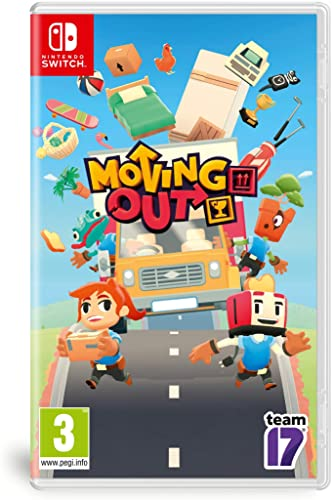 Moving Out sur Switch