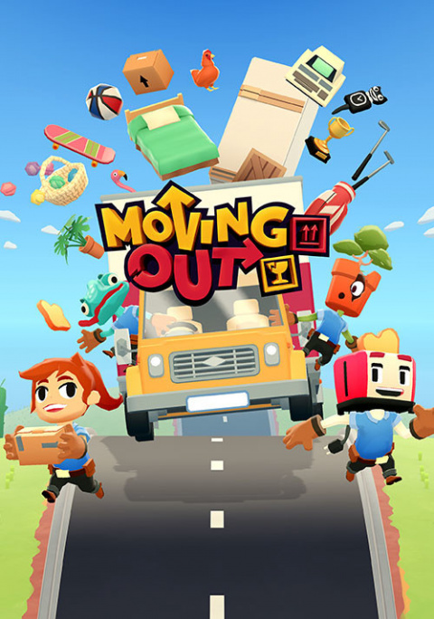 Moving Out sur ONE