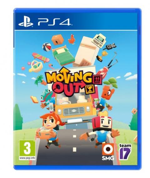 Moving Out sur PS4