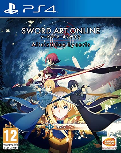 Sword Art Online : Alicization Lycoris sur PS4