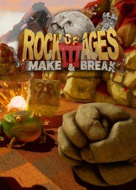 Rock of Ages III : Make & Break sur PS4