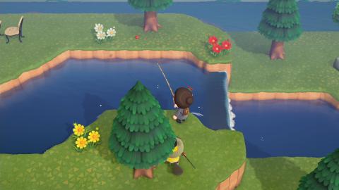 Animal Crossing New Horizons, dai yu et esturgeon : comment les récupérer avant qu'ils ne disparaissent ?