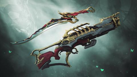 Warframe - Titania Prime débarque sur le champ de bataille