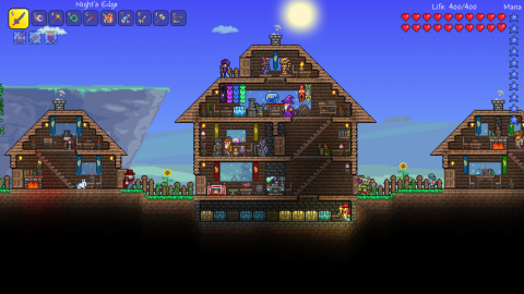 Terraria atteint les 30 millions de copies vendues