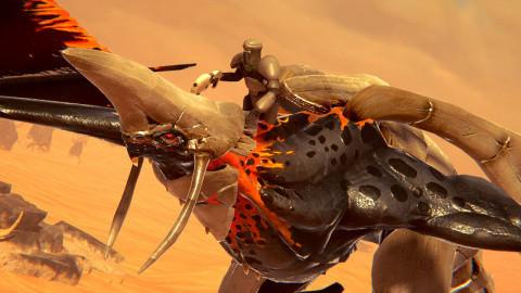 Panzer Dragoon Remake : Le raid avorté d'un Shooter draconique culte