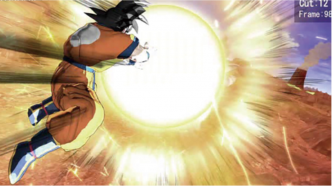Dragon Ball Z Kakarot : Gotenks et Vegetto plongent dans la mêlée sur Switch