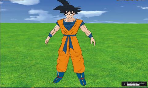 Dragon Ball Z Kakarot : des images d'un prototype dévoilées