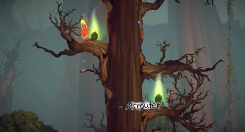 Lost Words : Beyond The Page se date sur PC et consoles