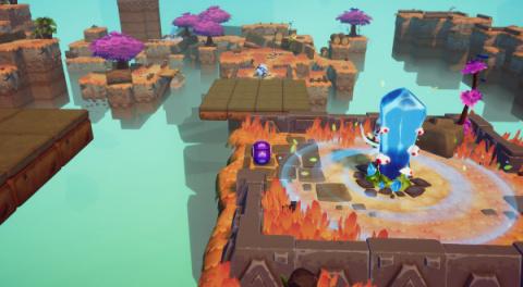 [MàJ] Tin & Kuna : Un puzzle platformer 3D annoncé sur consoles et PC