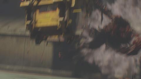 Chapitre 7.2 - Nemesis et la cuve de décontamination