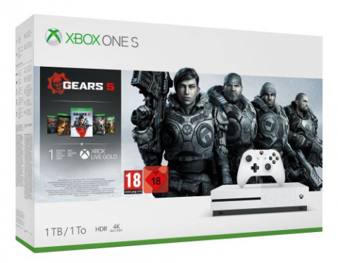 Xbox One S : Promo Fnac avec TV Brandt + pack xbox one à 299€