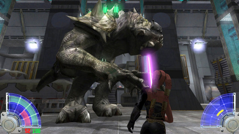 Star Wars : Jedi Knight : Jedi Academy - La force revient sur Switch