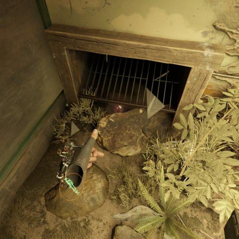 Chapitre 8 : Captivité