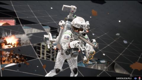 Boundary - Le FPS spatial sortira cette année sur PC et PlayStation 4
