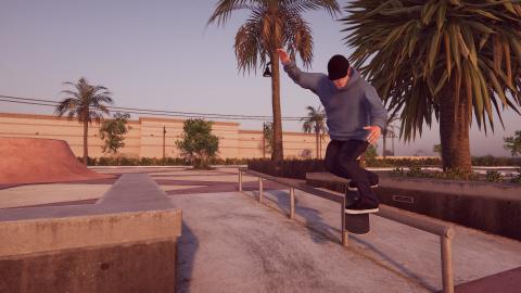 Skater XL trouve une fenêtre de sortie