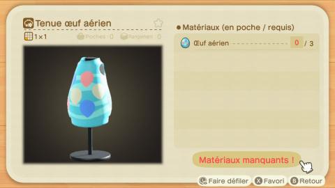 [MàJ] Animal Crossing New Horizons, œufs : Albin le lapin (événement de Pâques), notre guide