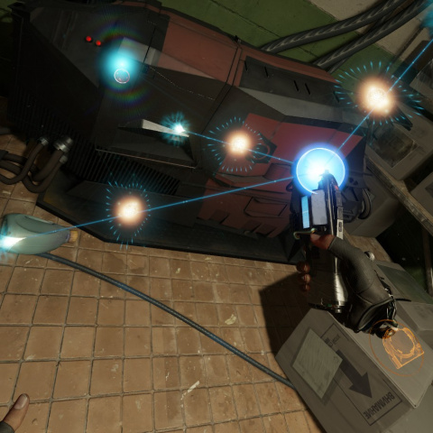 Half-Life : Alyx - Mines, portes, coffres... Les puzzles et comment les résoudre