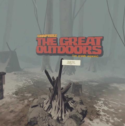 Lies Beneath : Un bon shooter horrifique en réalité virtuelle