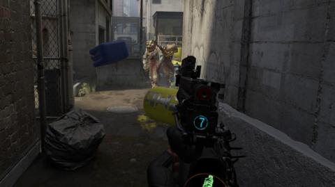 Half-Life : Alyx - Sortir vivant des fusillades et autres combats armés