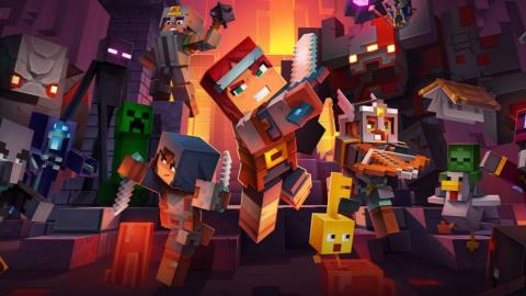Minecraft Dungeons : Le jeu parfait pour découvrir le dungeon crawler ?
