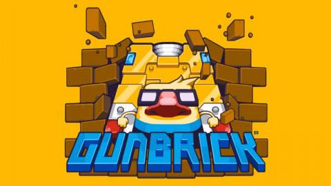 Gunbrick : Reloaded sur Switch