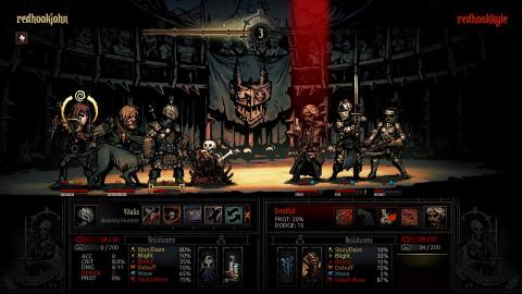 Darkest Dungeon va se mettre au PvP avec le DLC gratuit The Butcher's Circus