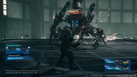 Chapitre 1 : Sabotage du réacteur Mako n° 1