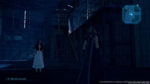 Chapitre 11 : D'espiègles fantômes