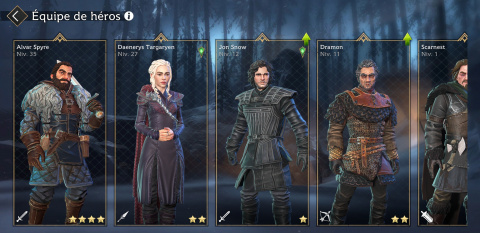 Game of Thrones Beyond the Wall : Un free-to-play manquant de profondeur tactique