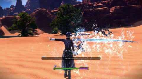 Sword Art Online Alicization Lycoris fait le plein d'images