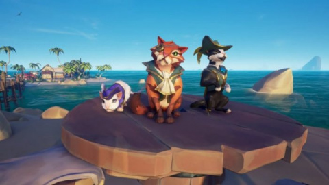 Sea of Thieves dévoile sa mise à jour d'avril : Ships of Fortune