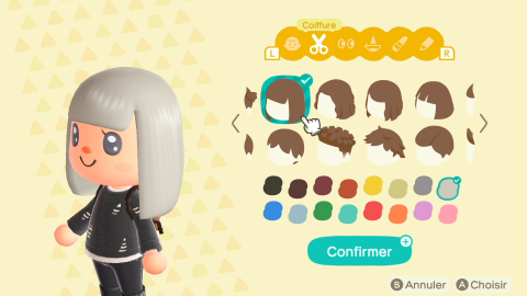 Animal Crossing New Horizons, relooking : comment changer d'apparence, notre guide