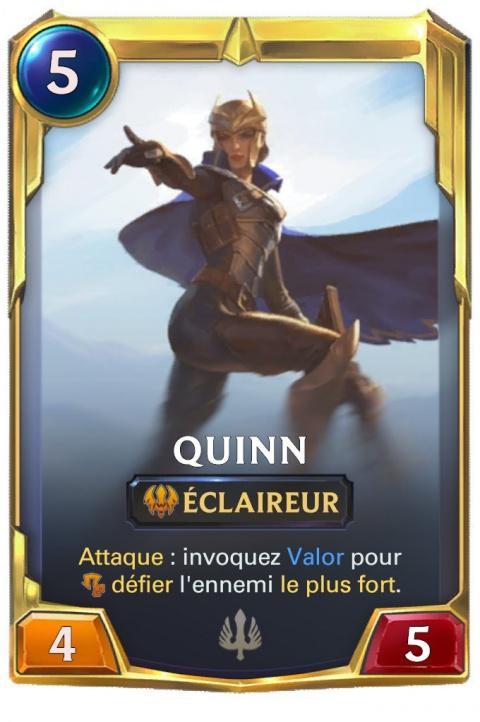 Legends of Runeterra : Quinn va débarquer dans l'arène