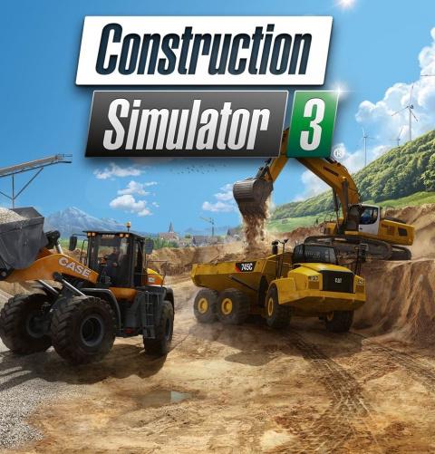 Construction Simulator 3 sur Android