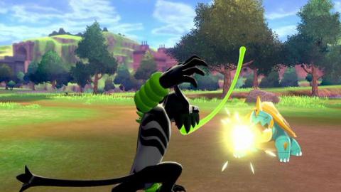 Pokémon Épée / Bouclier dévoile la capacité signature de Zarude, son nouveau Pokémon fabuleux