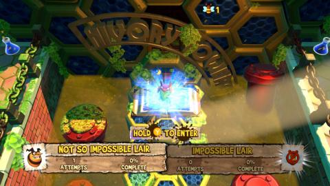 Yooka-Laylee and the Impossible Lair se met à jour : difficulté réduite et soundtrack en version remixée