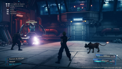 Soldes PS4 : Final Fantasy VII Remake en promotion de 36%