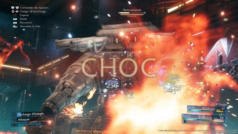 Chapitre 17 : Échapper au Chaos