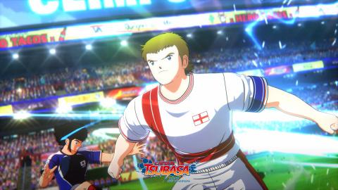 Captain Tsubasa : Rise of New Champions présente quatre nouveaux joueurs