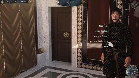 The Pope : Oui, un jeu de simulation papal