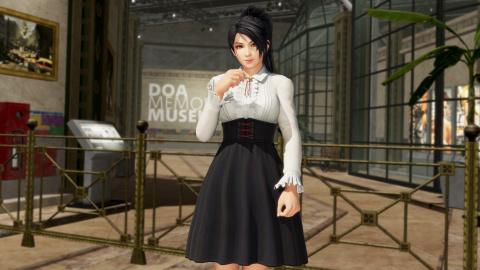Dead or Alive 6 : Des images des DLC Revival High Society et School Uniforms